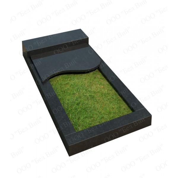 Надгробная плита 1-25